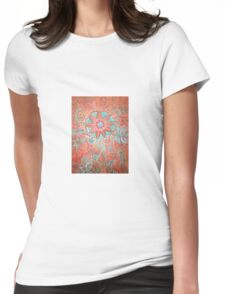 Series 1 'l have a vision' 2007 Womens Fitted T-Shirt