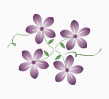Flowers are always a good choice One Piece - Long Sleeve