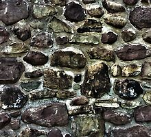 Stone Wall by Bethany-Bailey