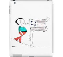 da america iPad Case/Skin