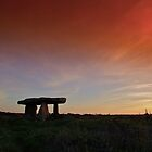 Megalithic Cornwall by Neil Cox