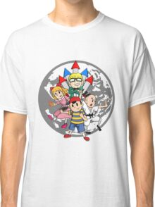 Earthbound w/ Background Classic T-Shirt