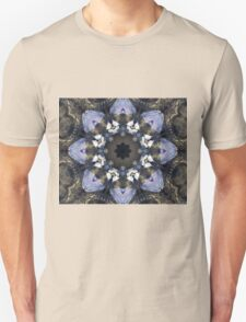 Reflection Kaleidoscope Unisex T-Shirt