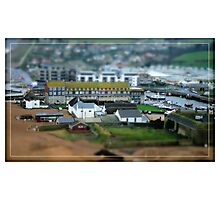 A Model Community Photographic Print