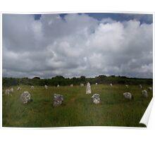 Boscawen-Un Stone Circle Poster