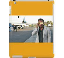 305 Gold iPad Case/Skin