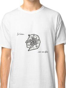 Gainsbourg Flower Classic T-Shirt
