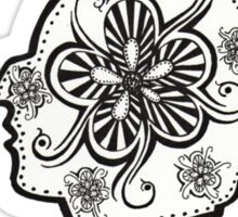 Gainsbourg Flower Sticker