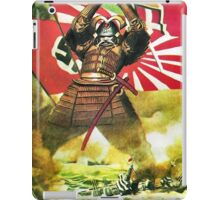 Japanese Propaganda Poster : WW2 World War 2 : WWII  iPad Case/Skin