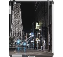 2 A.M. on South Lake Ave iPad Case/Skin