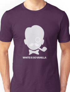 White is So Vanilla T-Shirt