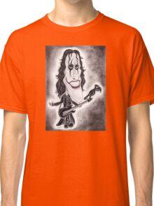 Dark Goth Legend Movie Caricature Classic T-Shirt