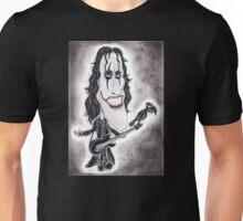 Dark Goth Legend Movie Caricature Unisex T-Shirt