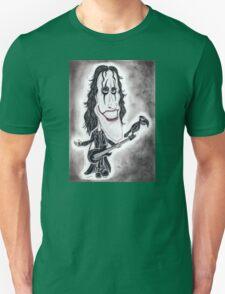 Dark Goth Legend Movie Caricature T-Shirt