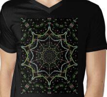 Exploding stars Mens V-Neck T-Shirt