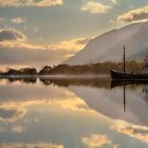 Loch Lochy, Laggan Lochs, North West Scotland. by PhotosEcosse