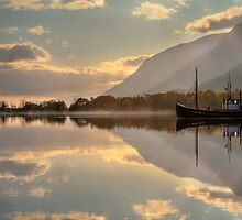Loch Lochy, Laggan Lochs, North West Scotland. by photosecosse /barbara jones