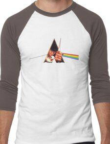 The Dark Side of the Orange Men's Baseball ¾ T-Shirt