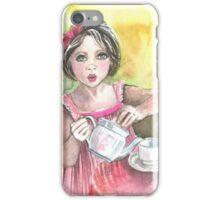Tea Granny iPhone Case/Skin
