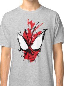Spiderman Splatter Classic T-Shirt