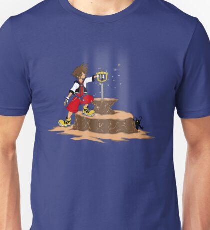 Key in the Stone Unisex T-Shirt