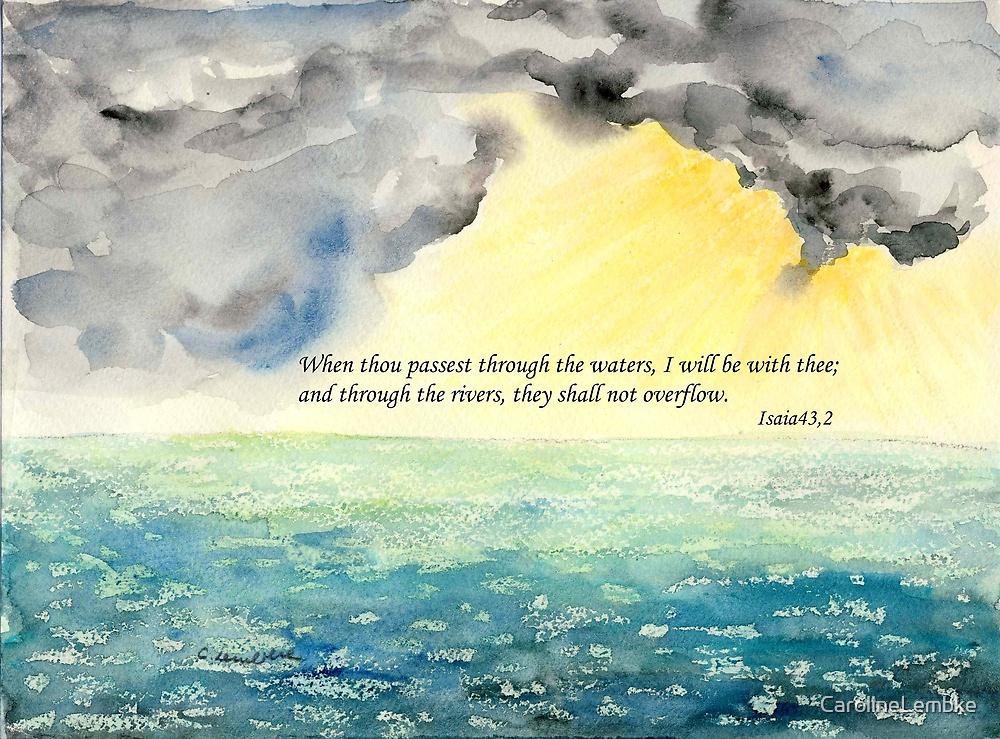 God's Promise by Caroline  Lembke