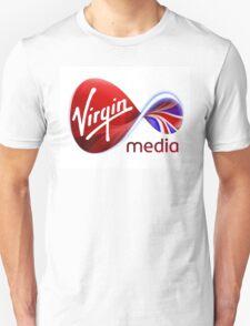 Virgin Media logo (British) T-Shirt