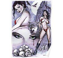 Vampirella version 3 Poster
