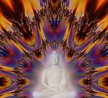 Buddha Light 2000 by Hugh Fathers