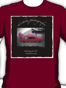 Red Malibu T-Shirt