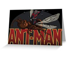 "Ant-Man ""Flying-Ant Rodeo"" Greeting Card"
