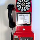 Old Crosley Phone by Annlynn Ward