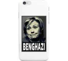 Benghazi iPhone Case/Skin