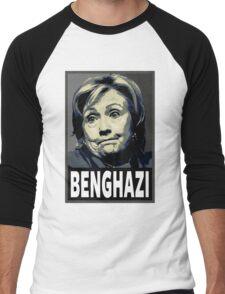 Benghazi Men's Baseball ¾ T-Shirt