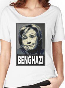 Benghazi Women's Relaxed Fit T-Shirt