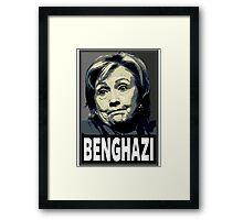 Benghazi Framed Print