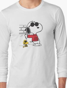 Joe Cool Long Sleeve T-Shirt