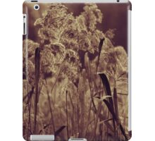 Caught In The Cattails iPad Case/Skin