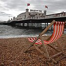 A day out at the Beach... by Paul Moore