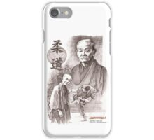judo kano iPhone Case/Skin
