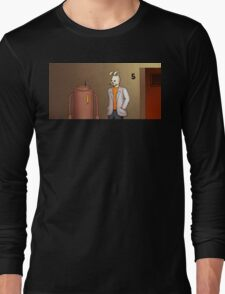Mob Long Sleeve T-Shirt