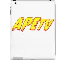 APEtv4 iPad Case/Skin
