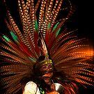 Aztec Dancer by Voytek Swiderski