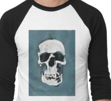 The Skull Men's Baseball ¾ T-Shirt