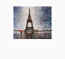 Rainy Paris Unisex T-Shirt