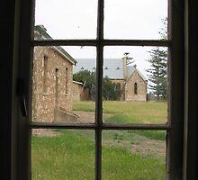 Window Series, Greenough Village Western Australia by Catherine Clemow