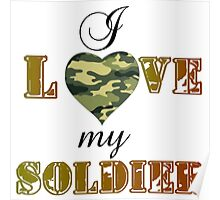 MY SOLDIER Poster