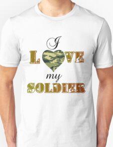 MY SOLDIER Unisex T-Shirt