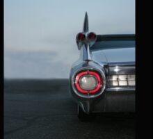 1959 Cadillac Fin Sticker