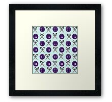 The Crafter Framed Print